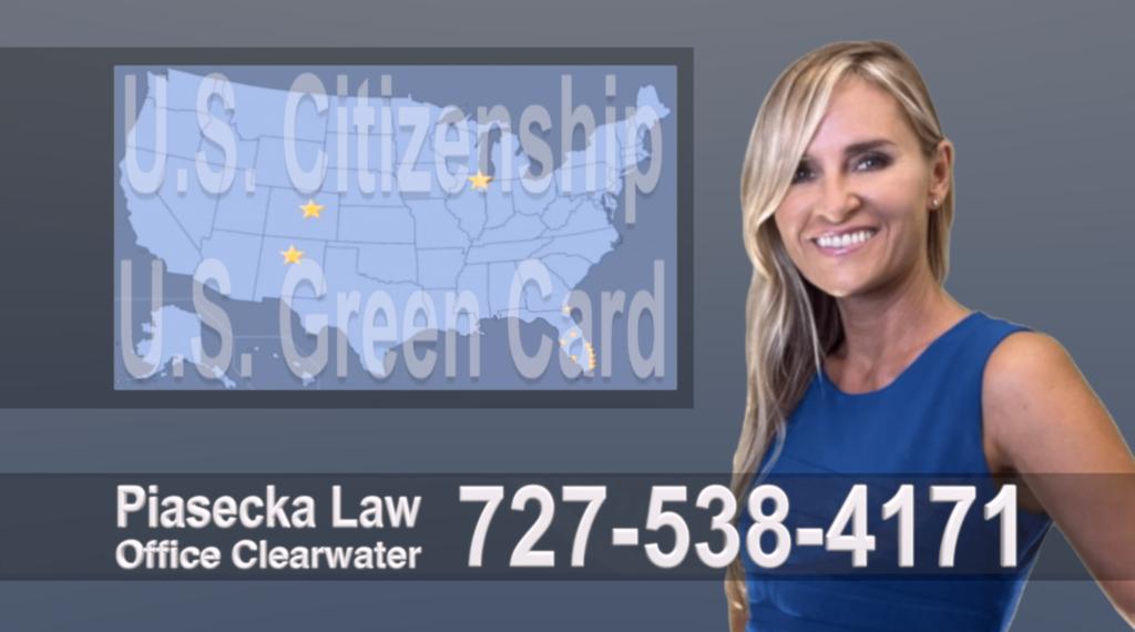 Polish Immigration Lawyer Polski Prawnik Imigracyjny Polish, Lawyer, Attorney, Tampa, Immigration, Immigration Law, Green Card, Citizenship, Prawo Imigracyjne, Zielona Karta, Obywatelstwo American