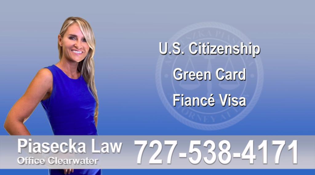 Polish Immigration Lawyer Polski Prawnik Imigracyjny U.S. Citizenship, Green Card, Fiancé Visa, Florida, Attorney, Lawyer, Agnieszka Piasecka, Aga Piasecka, Piasecka, 2