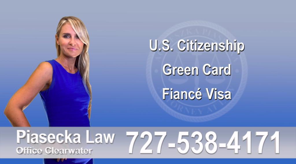 Polish Immigration Lawyer Polski Prawnik Imigracyjny U.S. Citizenship, Green Card, Fiancé Visa, Florida, Attorney, Lawyer, Agnieszka Piasecka, Aga Piasecka, Piasecka, 3
